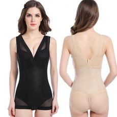 Summer ultra-thin models Women's breathable body shaping corsets postpartum collection belly waist flat angle corset underwear slimming clothes