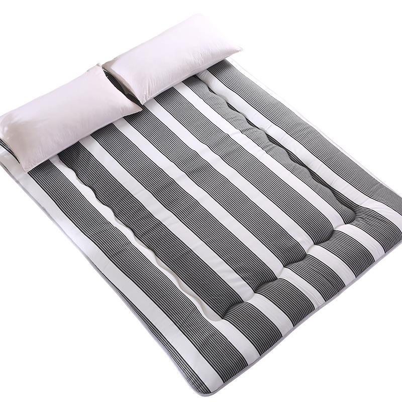 喜庆一米塌塌米卧室医院情侣海棉家用海绵加厚尺寸布料床垫透气
