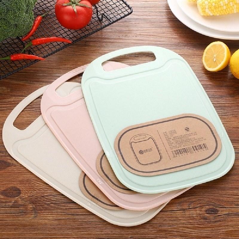 防霉菌西瓜切菜板砧板菜垫板切水果板用具宿舍用家用小号切菜板和