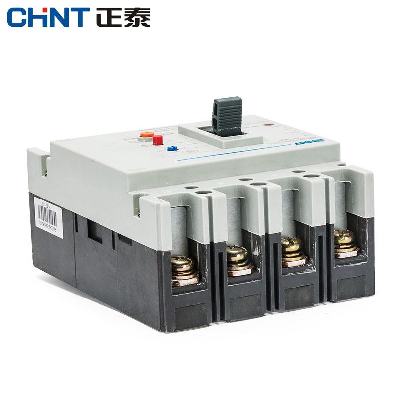 正泰塑壳漏电断路器NM1LE三相四线漏电保护器125A 250A 400A 630A