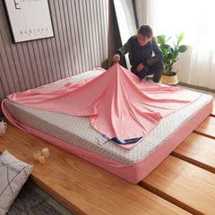 婴儿防水床笠成人老人隔尿透气全包防滑席梦思床罩保护套隔脏
