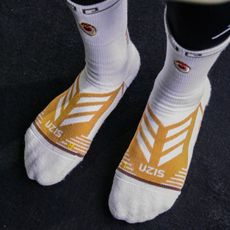 UZIS 亓天大圣西游文化SUN Wukong professional high basketball socks, joint embroidery towel bottom stockings