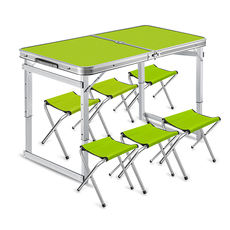 Outdoor folding tabl...