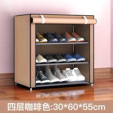 Shoe rack specials home province space modern multi-functional economic fabric dust-proof student mini simple shoe small