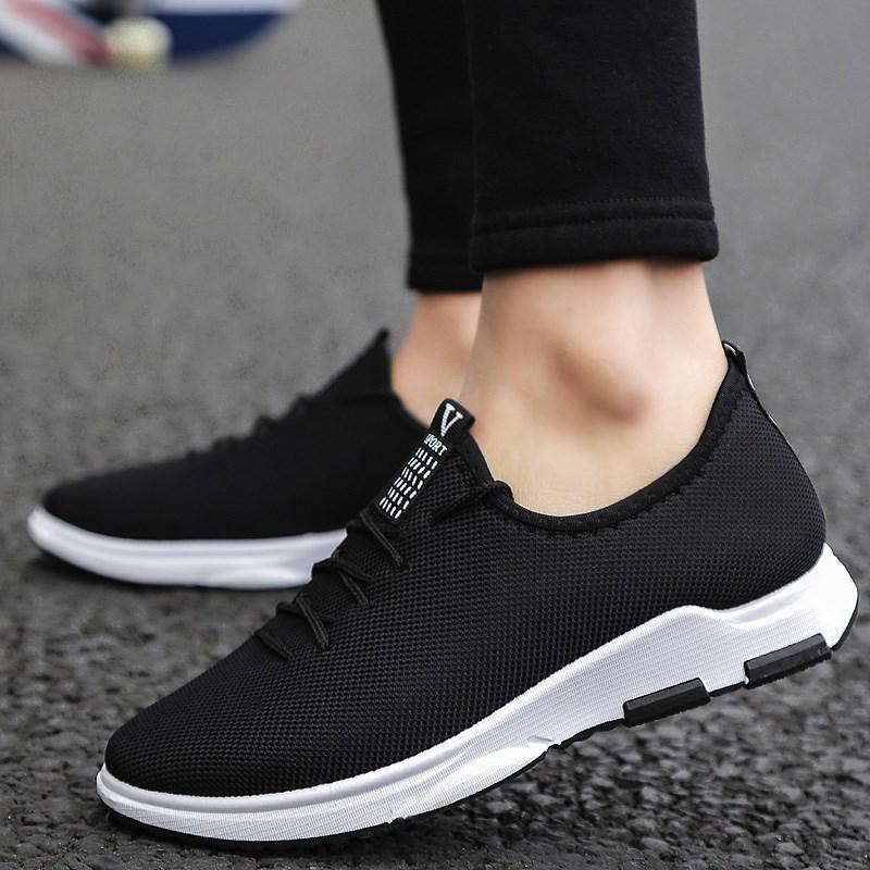 天天特价男士鞋子新款 韩版 百搭青年运动休闲鞋低帮潮流学生板鞋