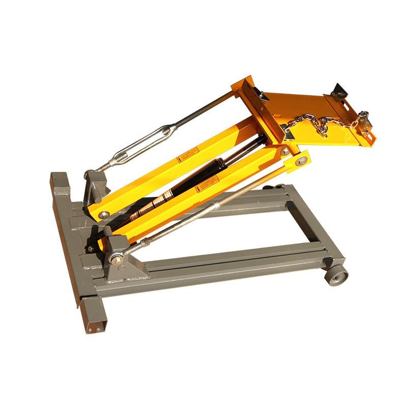 运送液压低位托架大车变速箱器汽车低位托顶波箱顶维修工具