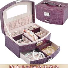 Jewelry box fan prin...