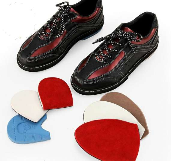 BEL bowling supplies export quality can be changed to the bottom leather professional bowling private shoes