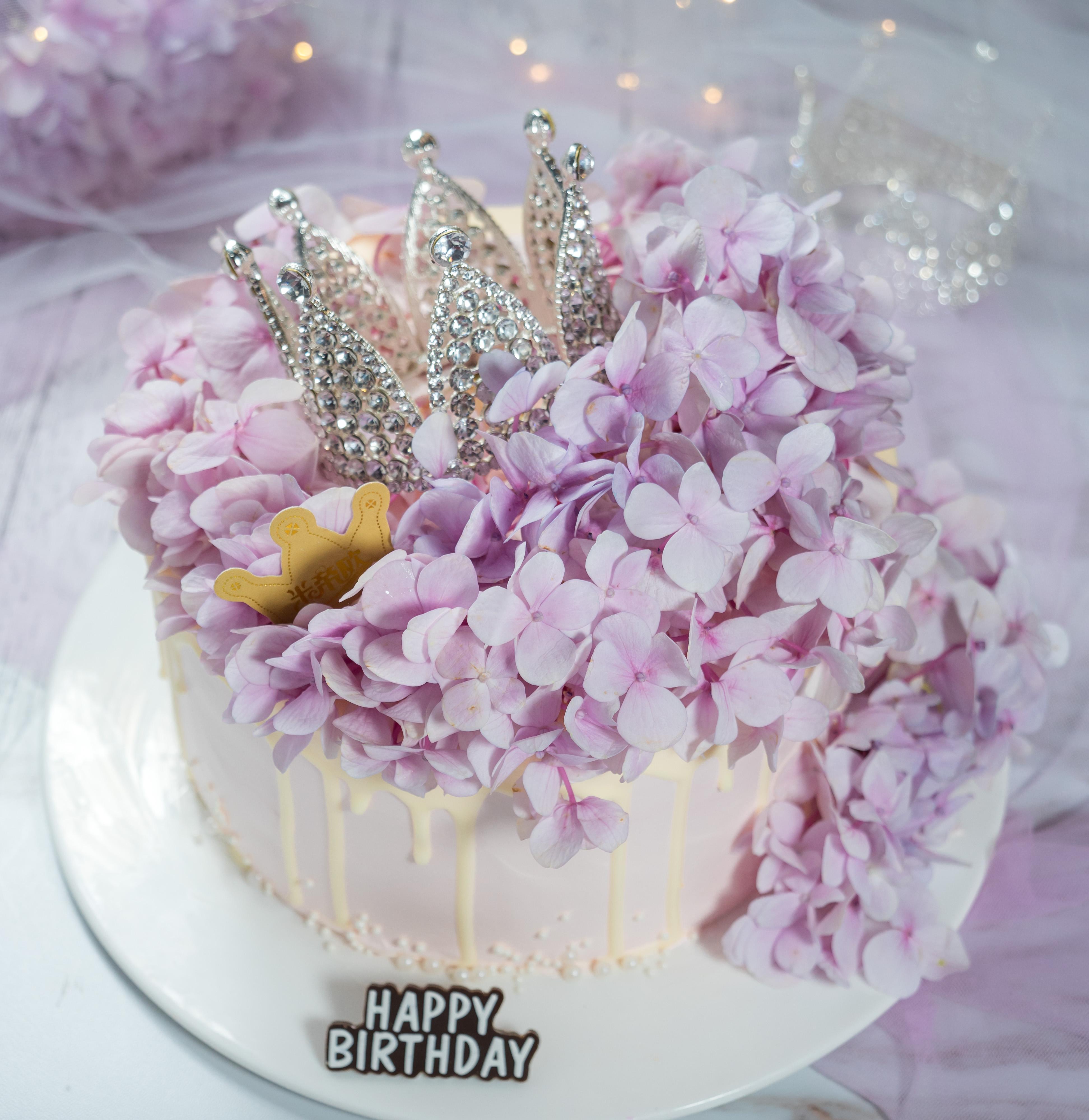 生日蛋糕鲜花北京_特价 包邮_鲜花洗白发海娜花,千妃