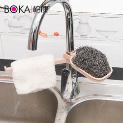 水龙头置物架水池收纳架子厨房用品卫生间抹布挂架水槽海绵沥水架