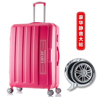 隔离防刮登机箱漂亮超大容量旅行拉杆箱行李箱收缩香槟色男箱双层