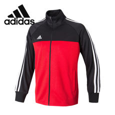 Adidas jacket men's autumn new jacket breathable casual running sportswear knit tops