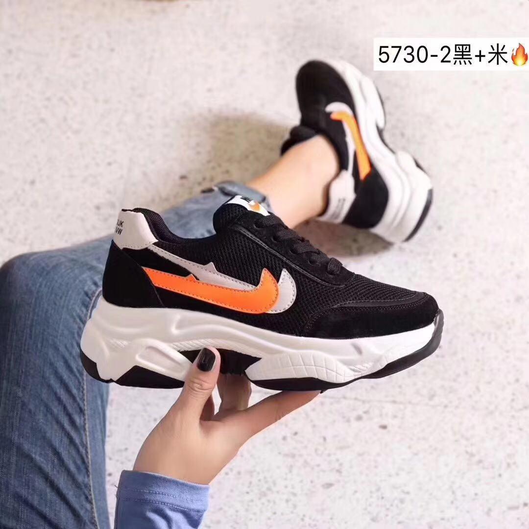 网红老爹鞋女2019新款秋ins超火ulzzang运动鞋女韩版厚底休闲鞋潮