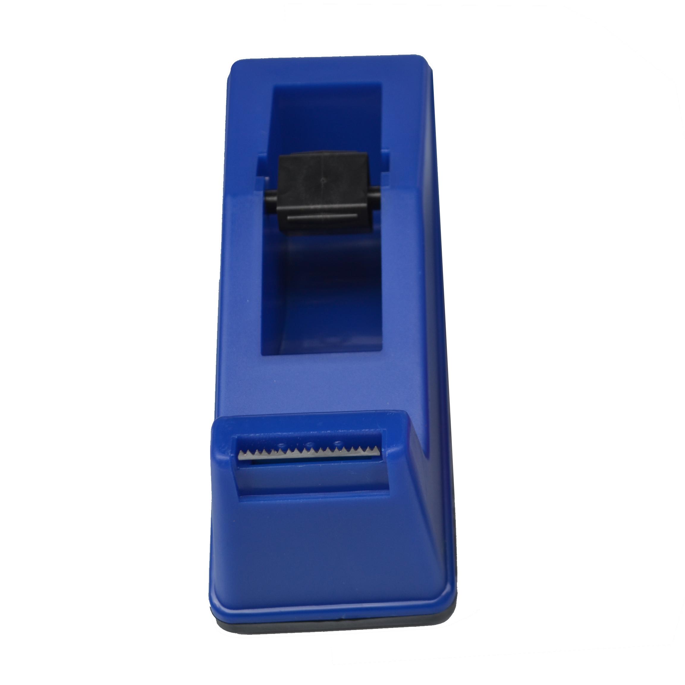 胶带切割器 台式文具胶带座 双用胶纸机 透明胶布机架小胶台