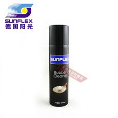 SUNFLEX Sunshine Foam Table Tennis Rubber Cleaner Tackifier Cleaner 210ML Send Sponge