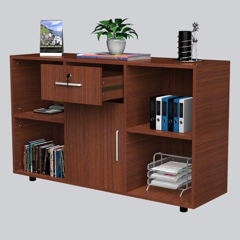 定制带锁文件柜办公柜移动资料柜打印机柜茶水柜矮柜收纳柜包邮
