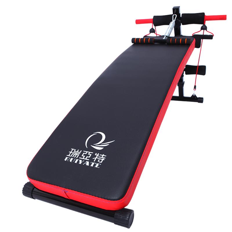 瑞亚特仰卧板多功能仰卧起坐腹肌板助力健腹板家用健身器材