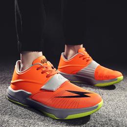品牌英乔丹拉莫斯杜兰特7代篮球鞋男科比11低帮战靴学生詹姆斯同