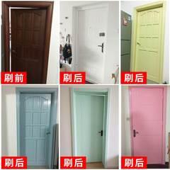 家具翻新漆环保木漆实木改色木门衣柜喷漆水性木器漆清漆白色油漆