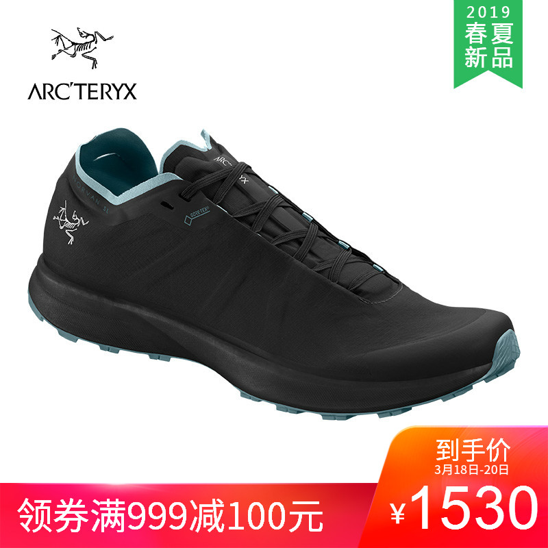 19春夏新品 Arcteryx始祖鸟男女轻量越野跑鞋Norvan SL GTX 24717