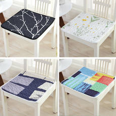 Four seasons universal thin chair cushion non-slip office cushion student stool pad computer chair pad winter dining chair cushion