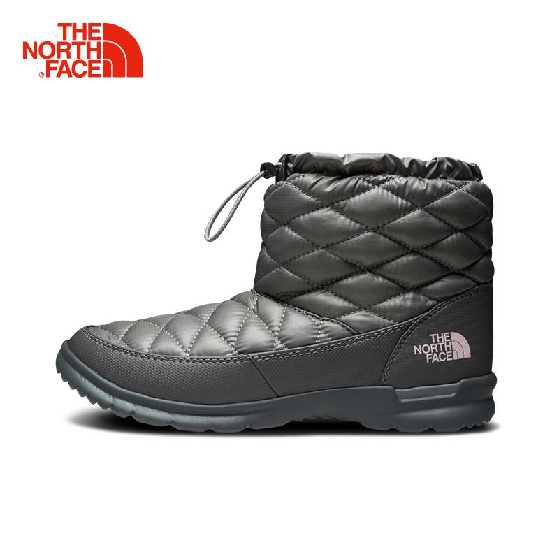 【经典款】TheNorthFace北面秋冬新品抓地防滑保暖女保暖鞋|2T5N