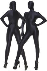 ZENTAI all-inclusive tights solid color dress gymnastics stage costumes COS clothing jumpsuit corset