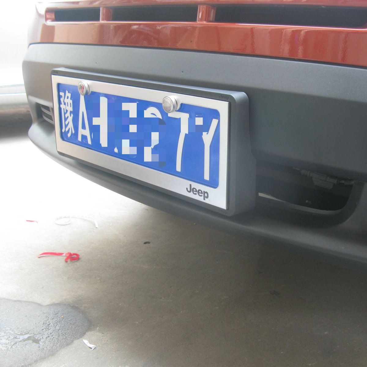 汽车车牌架子牌照框新交规