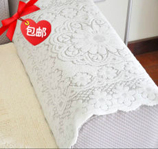 Special offer Lace sofa towel Full cover Non-slip backrest towel Sofa cushion Armrest towel Increase Hollow Thicken