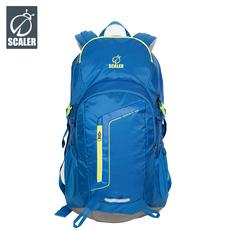 SCALER思凯乐户外登山包徒步背包透气防水骑行包徒步旅行双肩背包