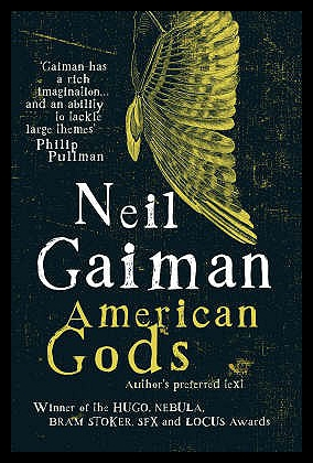 【预售】American Gods: The Author's Preferred Text