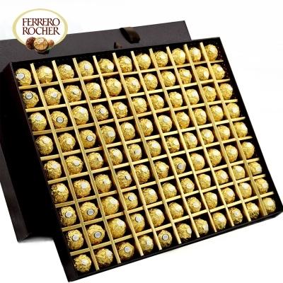 包邮 意大利进口费列罗巧克力99粒DIY礼盒装 情人节送女男友礼物