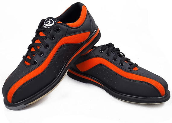New product specials! PBS professional bowling shoes sports tide products right hand bowling shoes men's models models orange black