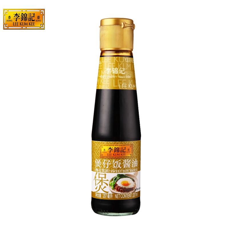 【天猫超市】李锦记煲仔饭酱油207毫升 伴食煲仔饭炒粉面煎鱼