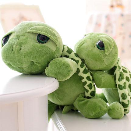 见描述 超大号生日礼物乌龟玩偶布娃娃睡觉公仔毛绒布艺类玩具