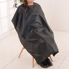 Adult hairdressing clothing, high-grade waterproof, non-stick hair salon hair dye, cloth, oil, apron, shawl, household