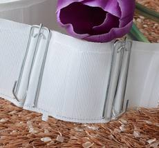Curtain Cloth Accessories Sunscreen Anti aging White cloth Hook Cloth Perforated Cloth Spinning High density