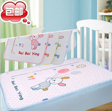 Baby insulation pad waterproof cotton Baby large and medium size insulation pad Newborn urine pad cotton