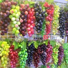 Simulation of fruit and vegetable model 85 grape grape home shopping model home furnishings goods props