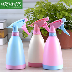 Creative Home Garden Candy-colored watering can Watering cans Hand-operated watering pots Small spray bottles
