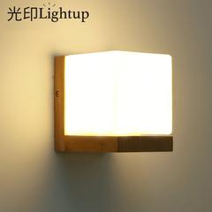 北欧门灯进门壁灯现代简约创意客厅床头灯极简楼梯墙灯