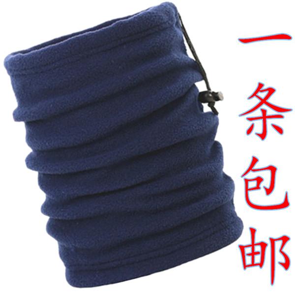 脖套男女冬季户外骑行保暖滑雪防寒围脖摇粒绒面罩多功能头套围巾
