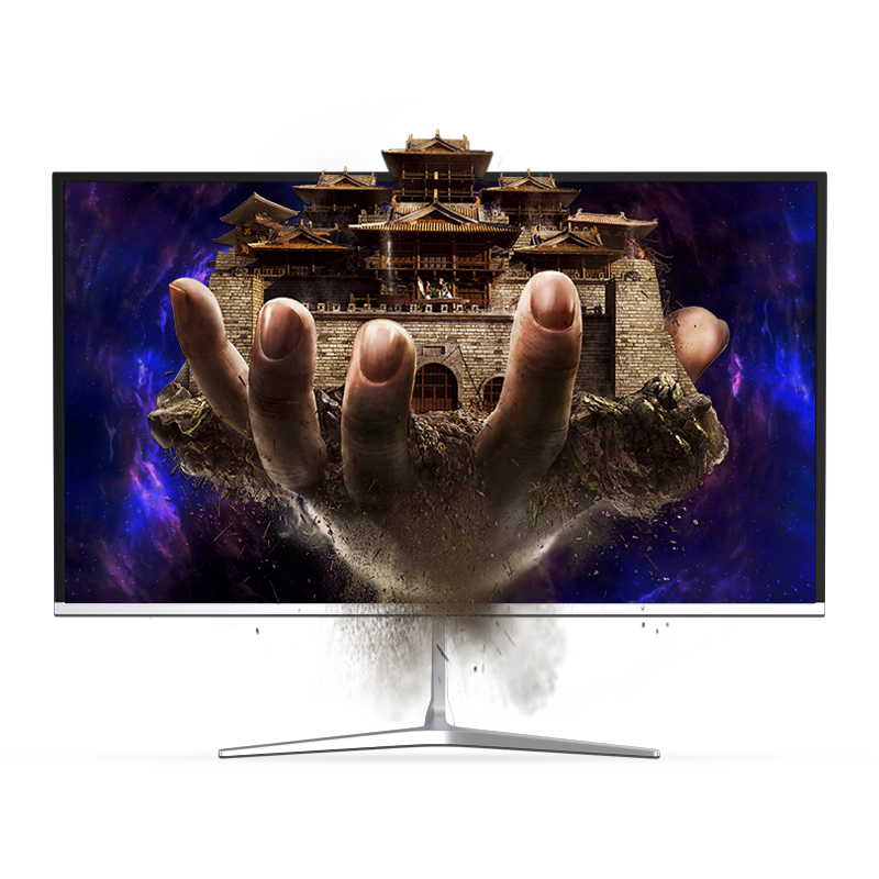翔野24英寸电脑显示器台式ps4高清hdmi监控hdr液晶显示屏幕ips