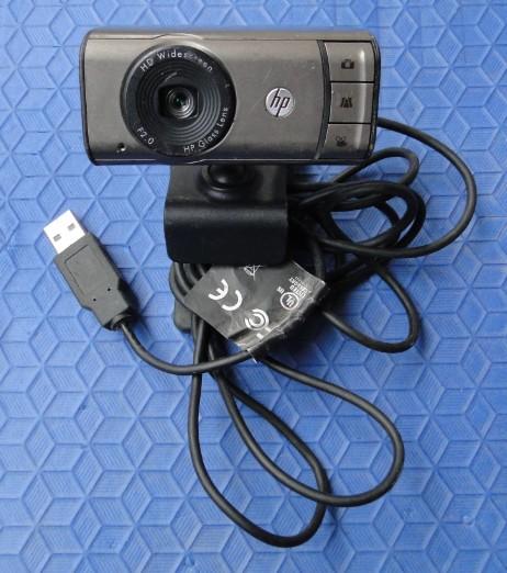 原装正品 HP惠普 HD3100 - 720P 摄像头决对PK 微软HD-5000
