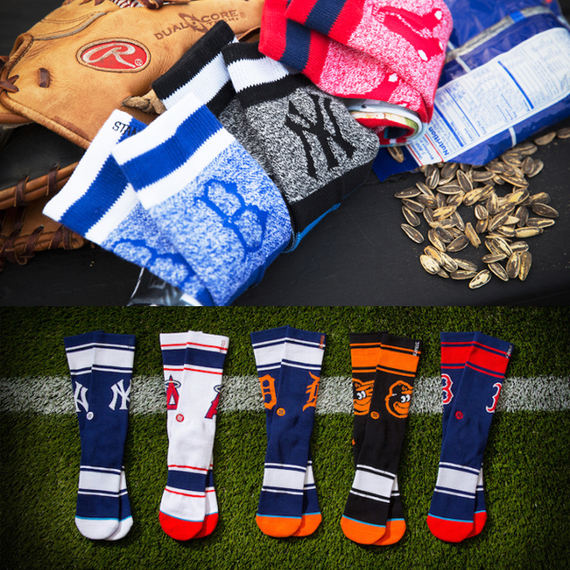 American MLB team fans socks towel socks in the tube thickening men's and women's giant tiger