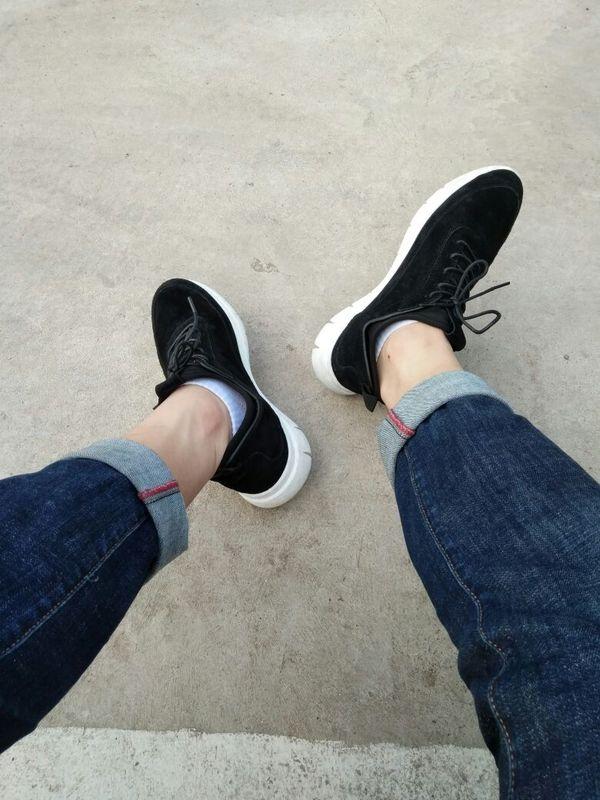 鞋子还不错