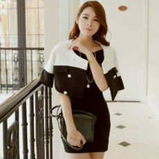 Mimius temperament wild small vest M2236 9 yuan (not returned)