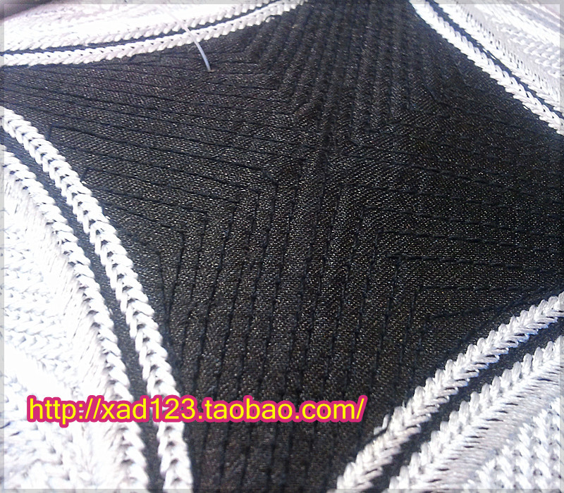 新疆维吾尔手工制作品莎车巴达木花帽包邮特价新疆男帽子