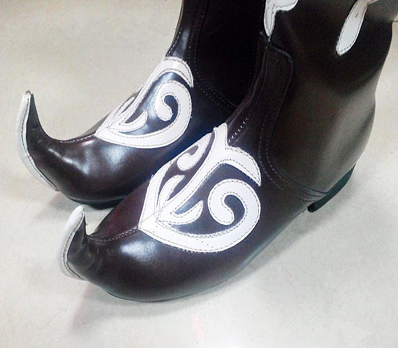 新疆特色舞蹈鞋舞台表演维吾尔族舞鞋男款民族风男鞋特价新品