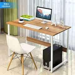 电脑台式桌家用简易写字书桌学生学习笔记本办公桌简约宜家经济型